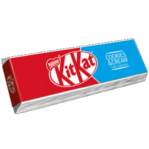 Батончик Kit Kat Cookies and Cream  20,7 гр
