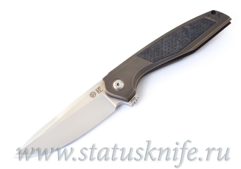 Сет ножей CKF Evolution 2.0 Dark Ti и Switch collab - фотография