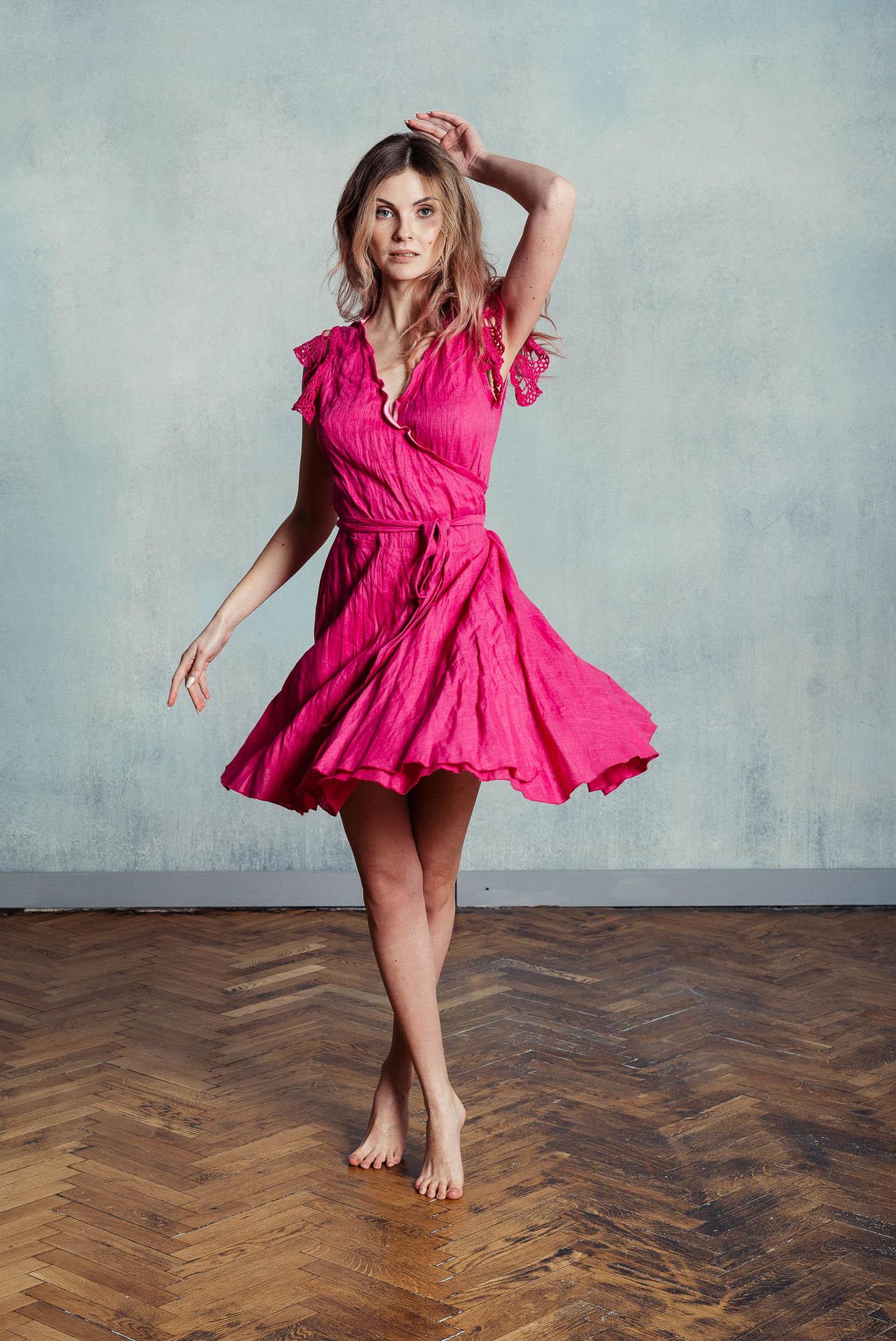 Роза. Платье женское  PL-4234