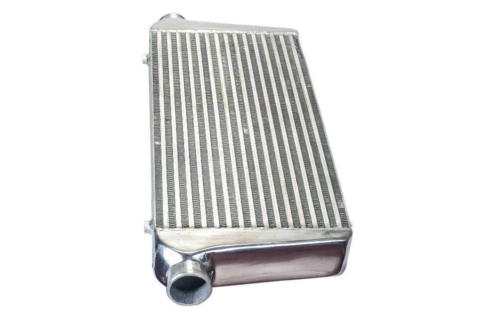 Интеркулер 600х300х76 мм
