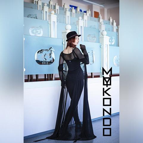 MyMokondo Dress Alsu (Черный, one size)