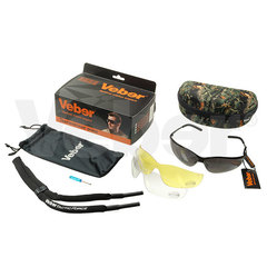 Тактические очки Veber Tactic Force L3M3