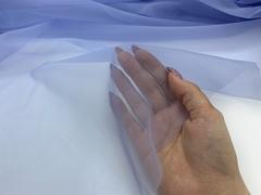 Сетка корсетная светло-лиловая Lauma (метражом)