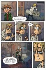 Комикс Metal Family. Прощай