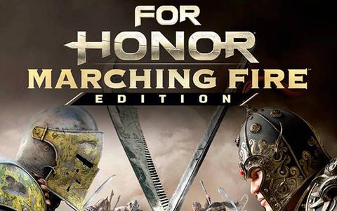 For Honor - Marching Fire Edition (для ПК, цифровой ключ)
