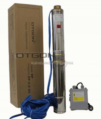 Скважинный насос Otgon DP 4-3-54