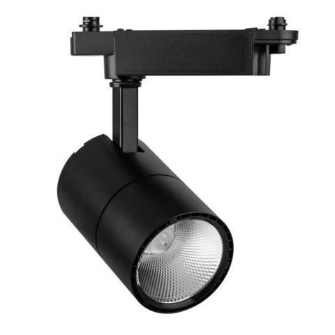 Трековый светодиодный светильник FERON AL103 20W 4000K 35° черный