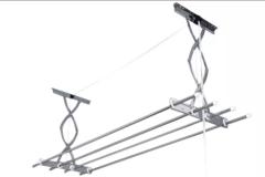 Потолочная раздвижная сушилка для белья Artex Bar Stain 1300
