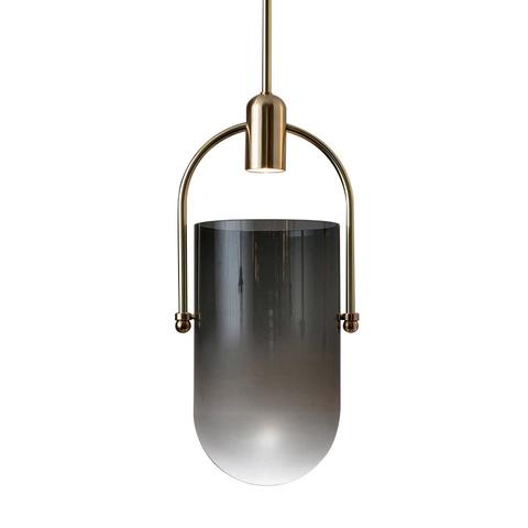Потолочный светильник Blown by Light Room ( антрацит )
