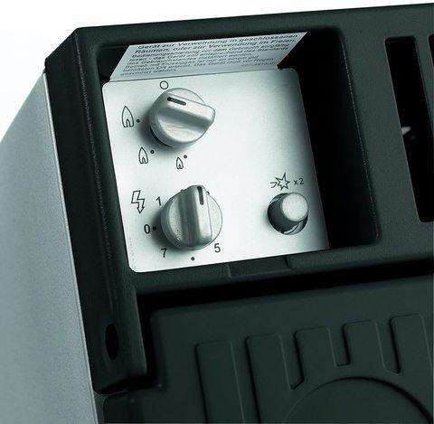 Автохолодильник Dometic Combicool ACX 40 G, 40л, охл., 30мбар, пит. Газ.баллон/картридж/(12V/220V+га