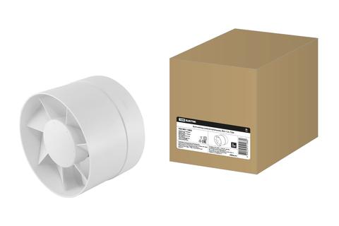 Вентилятор осевой канальный, ВКО-125, TDM