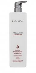 Healing ColorCare Shampoo - питательный шампунь  для окрашенных волос 1000 мл