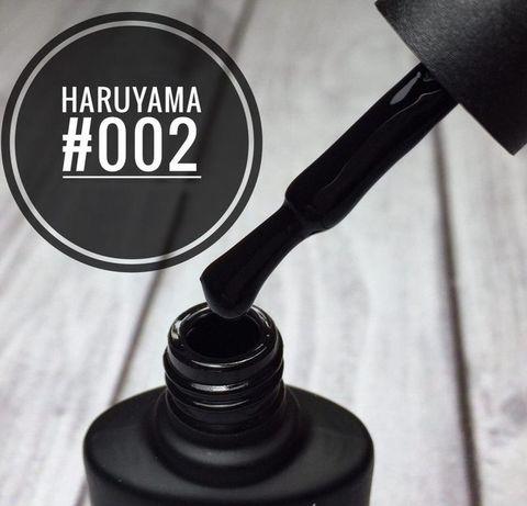 гель лак Haruyama 8мл (002)