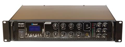 DV audio MA-180.6P Мікшер-підсилювач
