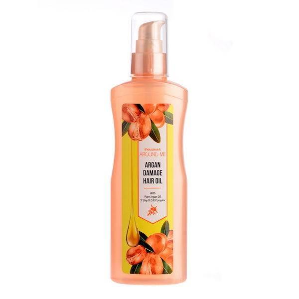 Масло для волос Масло для волос аргановое WELCOS Around me Argan Damage Hair Oil 155мл 8803348028215-600x600.jpg