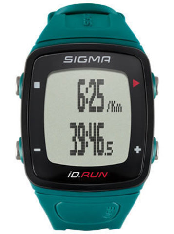 Часы SIGMA ID.RUN PINE GREEN зеленый