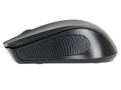 Беспроводная компьютерная мышь OneTech T-002, черная, 2.4 GHz, Wireless Mouse