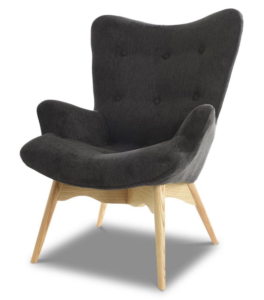 Кресло DC917 графит HE492-10