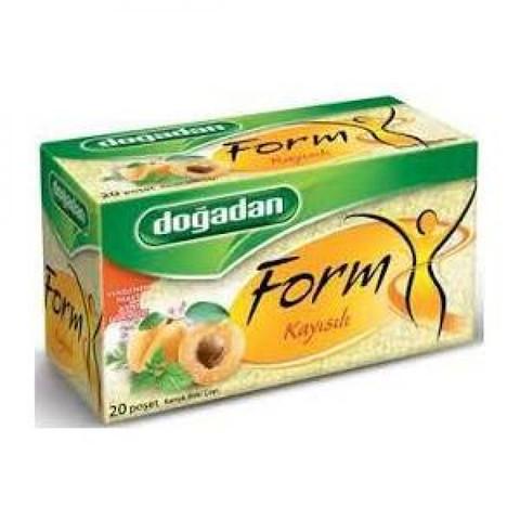 Çay \ Чай \ Tea Doğadan Form Ərik  (20 əd)