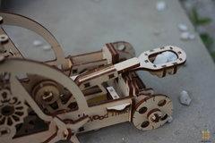 Катапульта Wood Trick - деревянный конструктор, сборная модель, 3D пазл