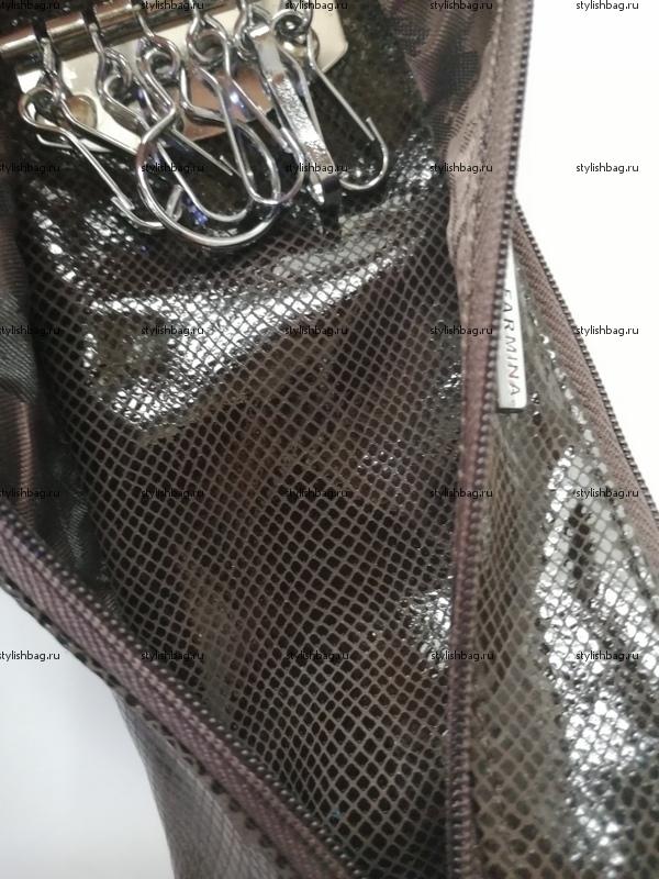 Ключница из кожи Nina Farmina 8911