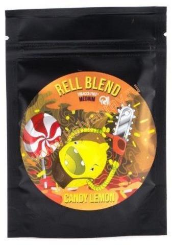 Бестабачная смесь Rell Blend - Лимонные Леденцы