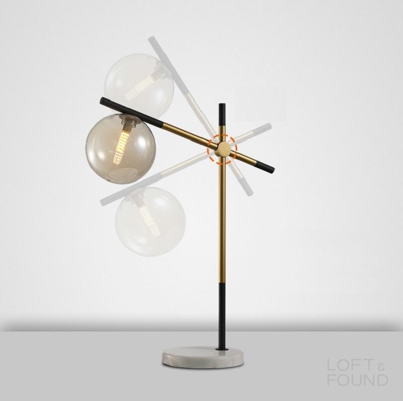 Настольная лампа Lampatron style Domingo Tab