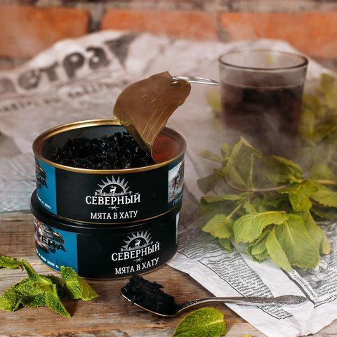 Табак для кальяна Северный Мята в хату 25 гр