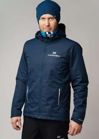 Куртка Nordski Urban dark blue мужская