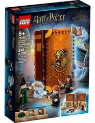 Lego Harry Potter Hogwarts Moment: Transfigur ation Class