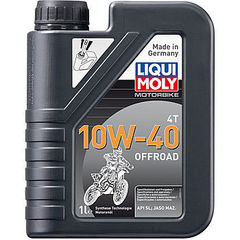 3055 LiquiMoly НС-синт.мот.масло д/4-т.мотоц.Motorbike 4T Offroad  10W-40 SL;JASO MA2(1л)