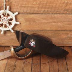 Шляпа пирата NEW