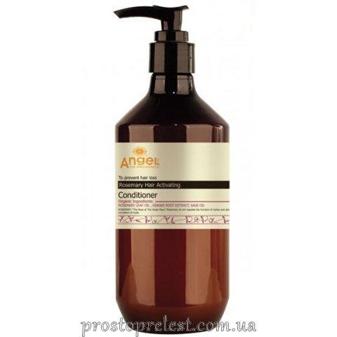 Angel Professional Paris Provence Rosemary Hair Activating Conditioner - Кондиціонер для запобігання випаданню волосся з екстрактом розмарину