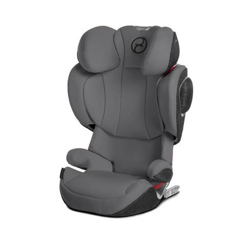 Автокресло Cybex Solution Z-fix Manhattan Grey