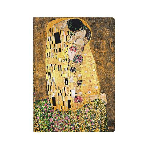 Klimts 100th Anniversary - the Kiss Journal : Unlined Midi