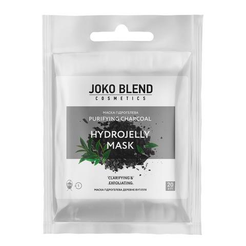 Маска гідрогелева Purifying Charcoal Joko Blend 20 г (1)