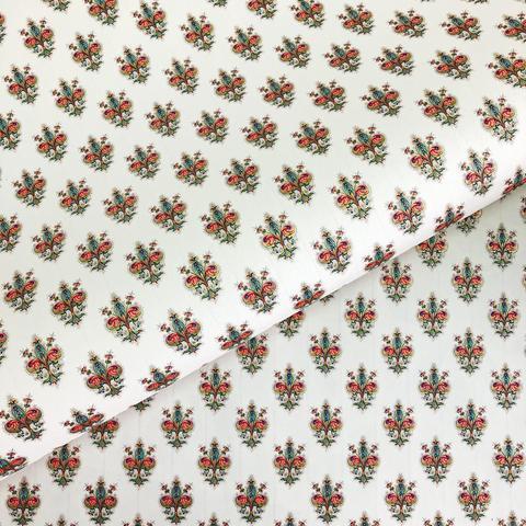 Бумага декоративная подарочная Лилии, флорентийский стиль