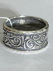 Багдад ( кольцо из серебра)