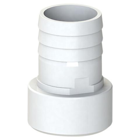 Соединитель шланга Aquaviva, клеевой (38х50 мм) / 27329