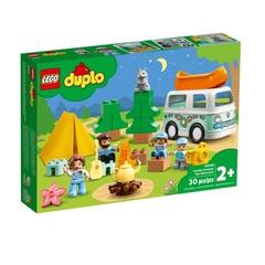 Lego Duplo Family Camping Van Adventure
