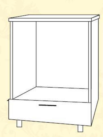Чили ШНД 600 шкаф под духовку