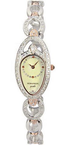 Наручные часы Romanson RM9207QLJ(GD)