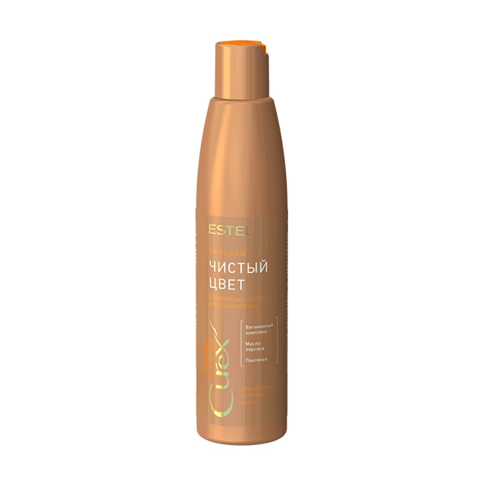 """Бальзам """"Чистый цвет"""" для медных оттенков волос СUREX COLOR INTENSE, 250 мл"""