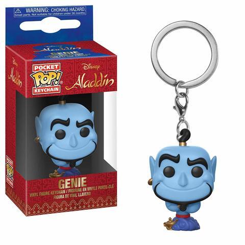 Брелок Funko Pocket POP! Keychain: Aladdin: Genie