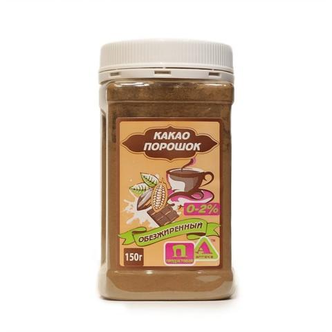 Какао порошок обезжирен (Продуктовая аптека) 125г