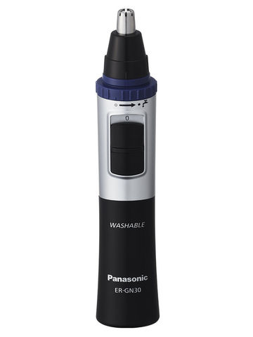 Триммер Panasonic для носа и ушей ER-GN30, (от 1 батарейки AA)