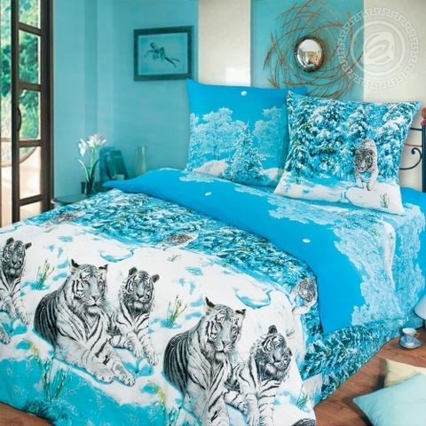 Комплект постельного белья Символ удачи Бязь 220 см.