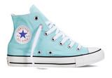 Кеды Converse All Stars Chuck Taylor Hi Sky Blue
