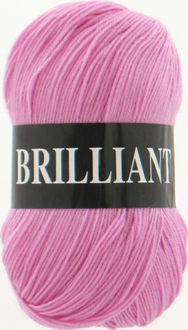 Пряжа Vita Brilliant цвет 4956