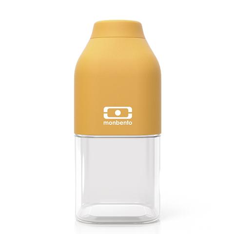 Бутылка Monbento Positive (0,33 литра), горчичная